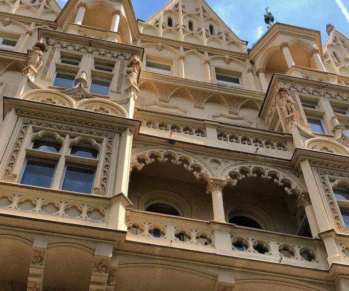 Zaměření budovy v Divadelní ul.
